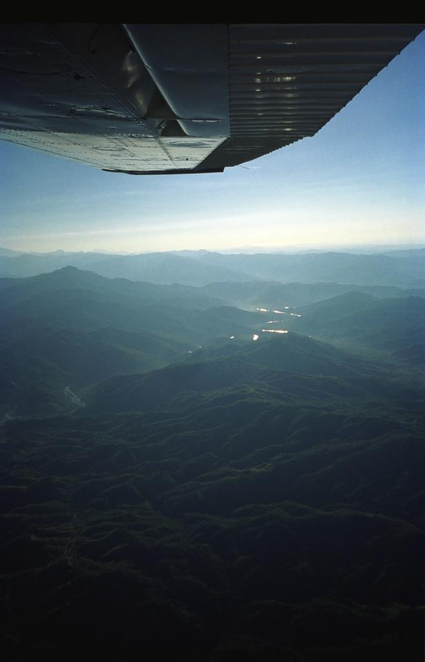 Flight to Oaxaca City
