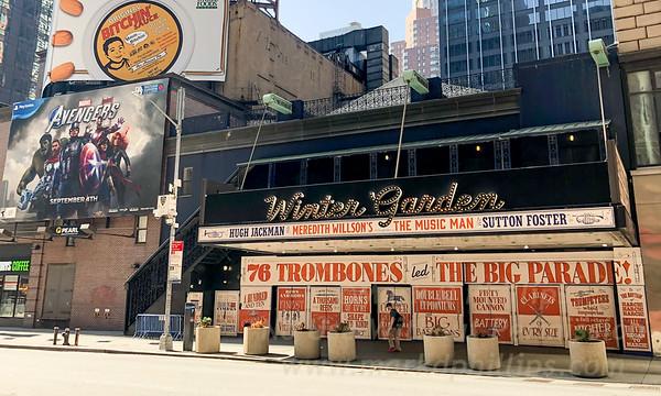 76 Trombones Gone Silent