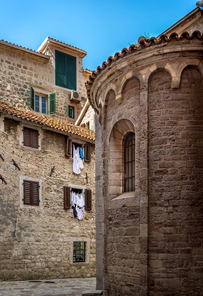 Kotor Walled City