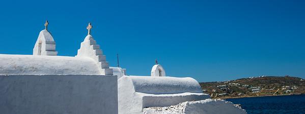 Skyline View, Mykonos