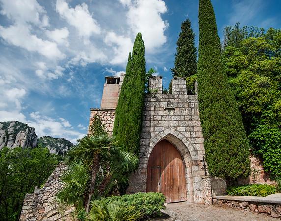 Montserrat Mountain Walls