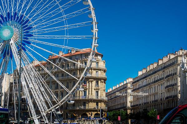 Ferris Wheel in France