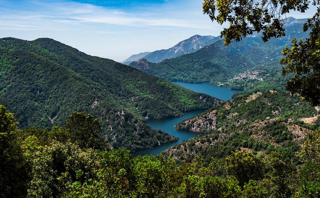 Corsica, Lake Tolla