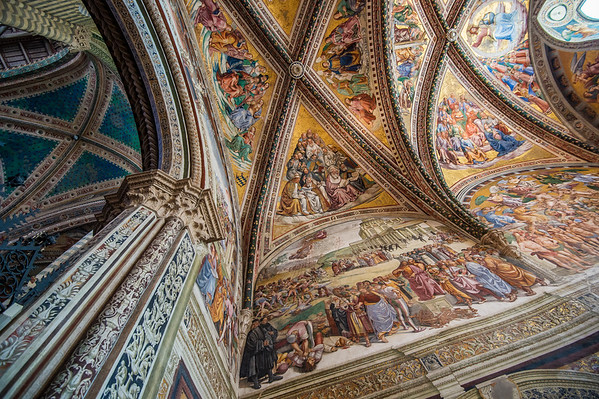 Orvieto Chapel