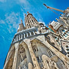 "The Cathedral of ""la Sagrada Familia"""