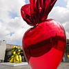 Sacred Heart by Jeff Koons