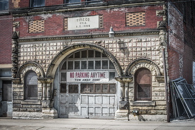 Old Fire House 2 - Covington Kentucky