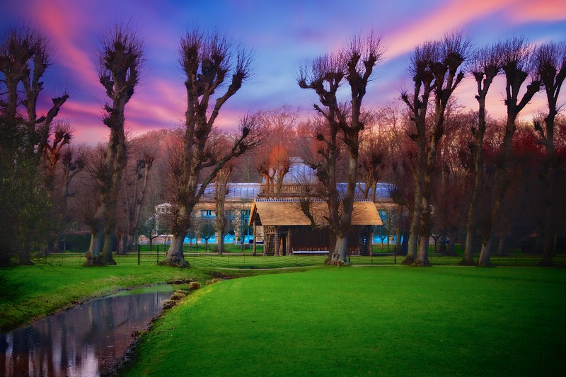Elswout Orangerie Pavillon