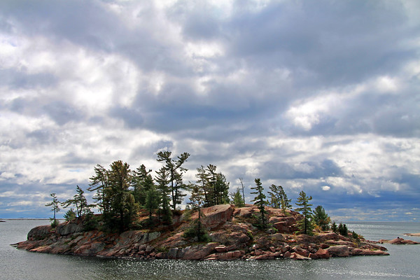 Island at Killarney, Ontario