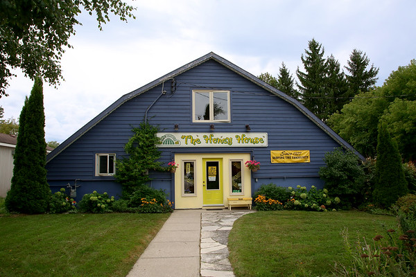 The Honey House in Clarksburg, Ontario.