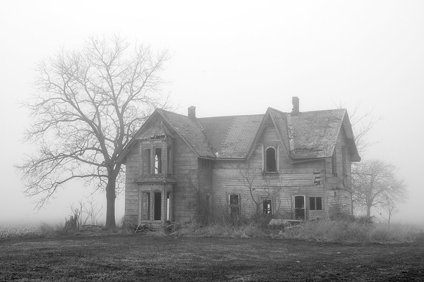 Misty Haunted House