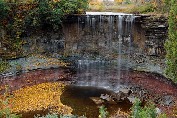 Indian Falls in Autumn