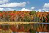 Autumn at Hay Lake near Whitney, Ontario