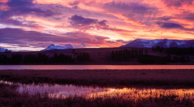 ~Gallatin Range Idaho~