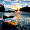 ~Poseidon's Garden~~<br /> <br /> Second Beach is located near the Village of LaPush, it is an exceptional stretch of wilderness coastline on Olympic National Park. The broad sandy beach and picturesque sea stacks, relics of ancient rocky headlands, make it a perfect place to observe the grandeur of the primal forces of nature.<br /> Second Beach  is part of the only 58 miles of uninhabited coastline in the lower 48.