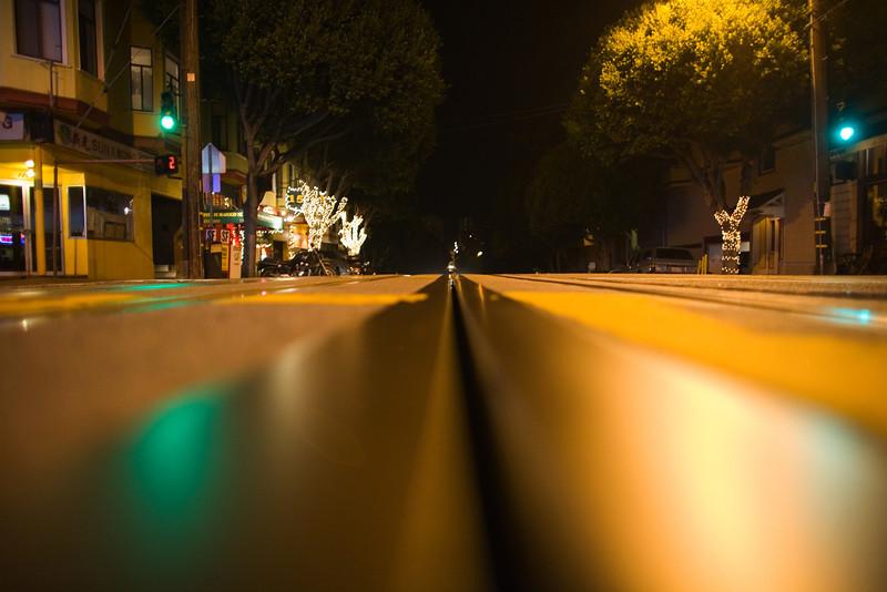 Hyde Street Kind of Night