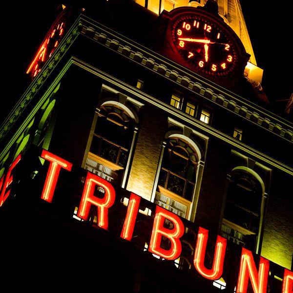 Tribune, Plate 2