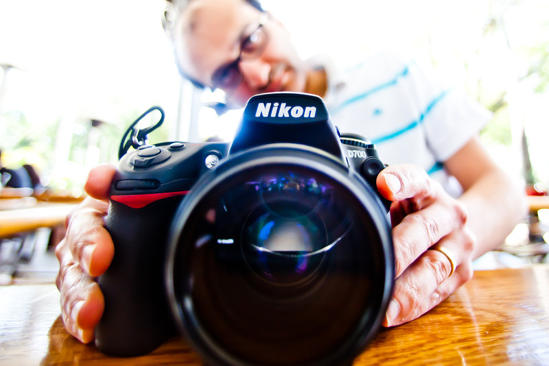 Mo Vs the D700, Plate 4