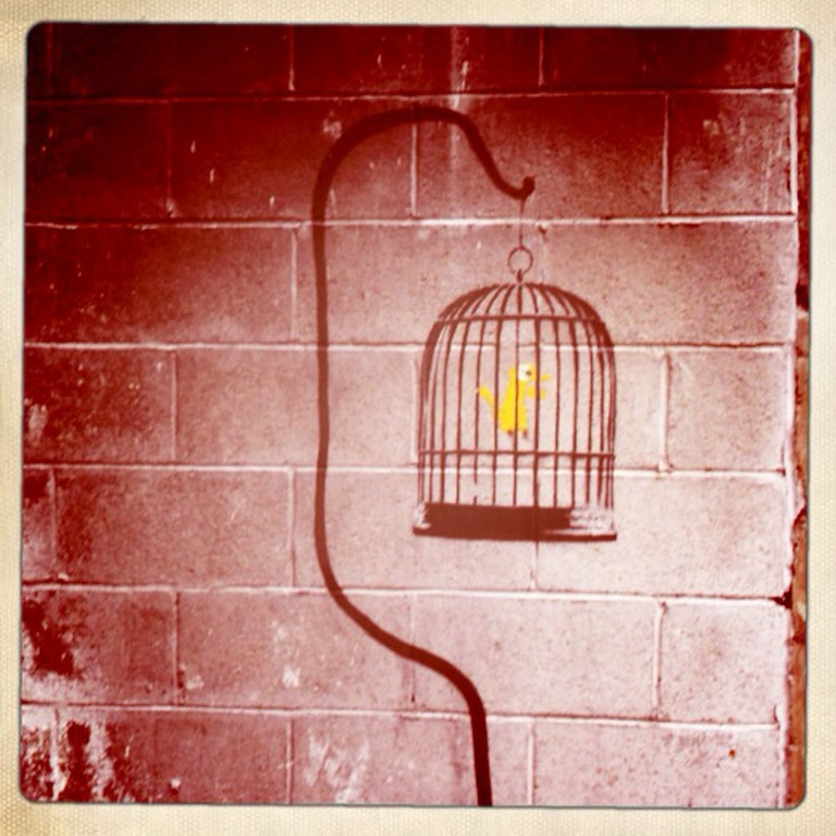 This Little Banksy Bird Can Sing, Plate 2