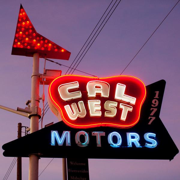 Cal West Motors