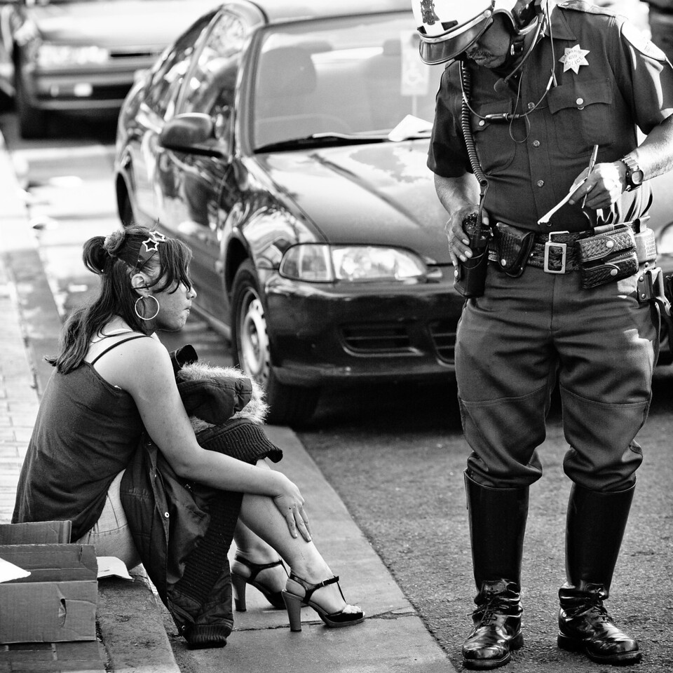 Talking With Cops