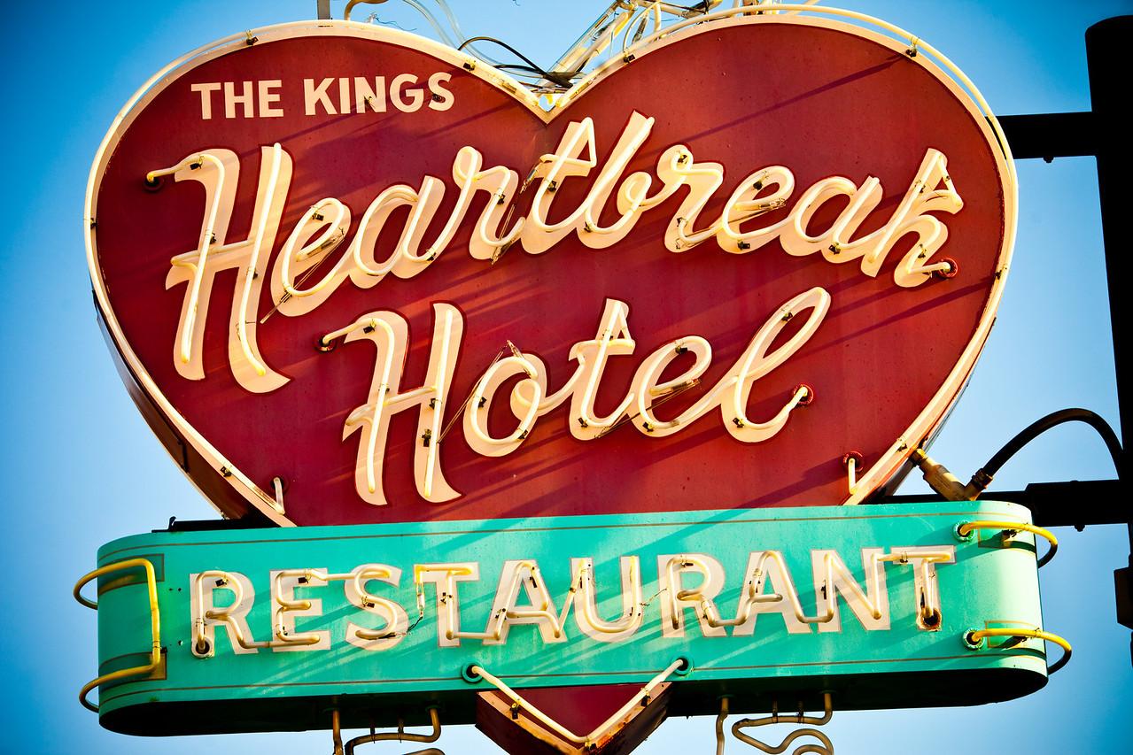 Heartbreak Hotel Restaurant