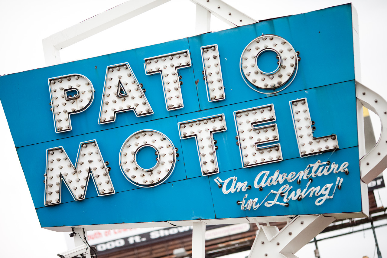 Patio Motel, An Adventure in Living, Plate 2
