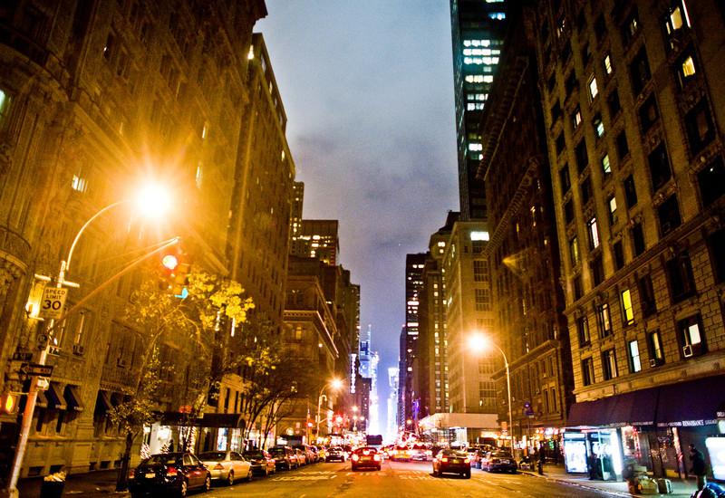 Nights of New York