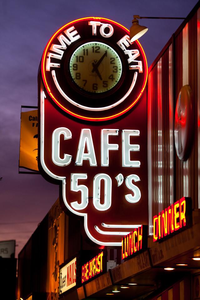 Cafe 50s