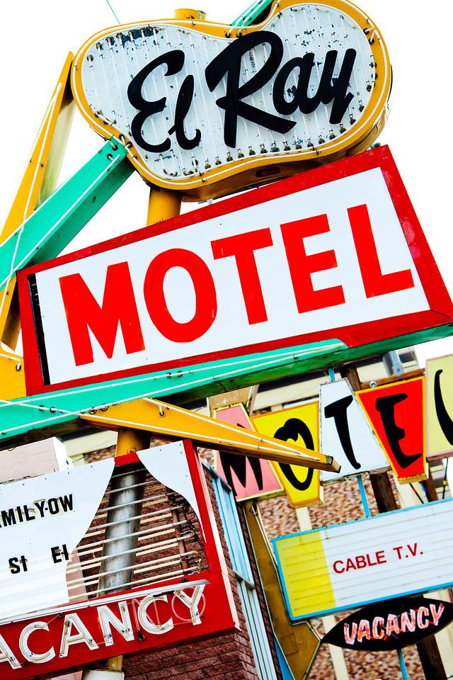 El Ray Motel, Plate 2