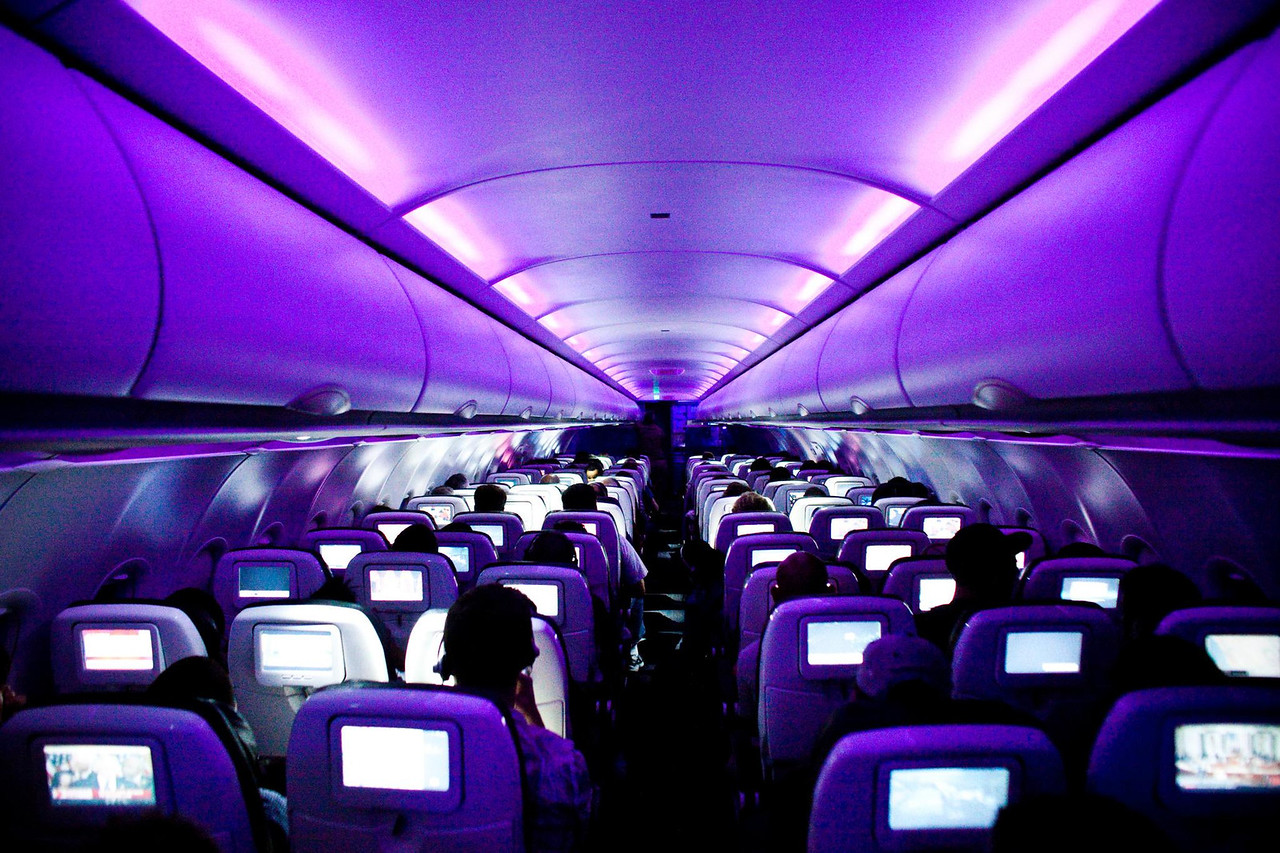 Virgin America, The Best Airline I've Ever Flown