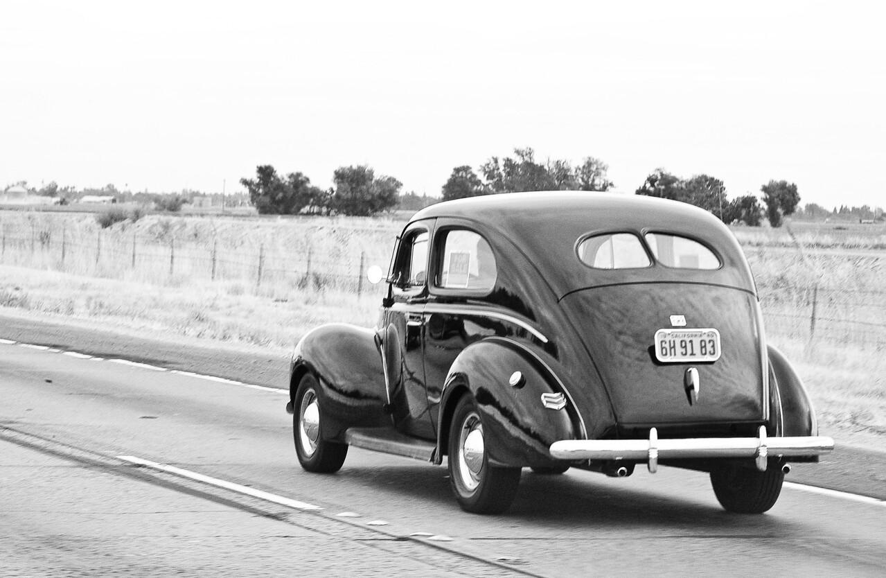 On the Road to Sacramento