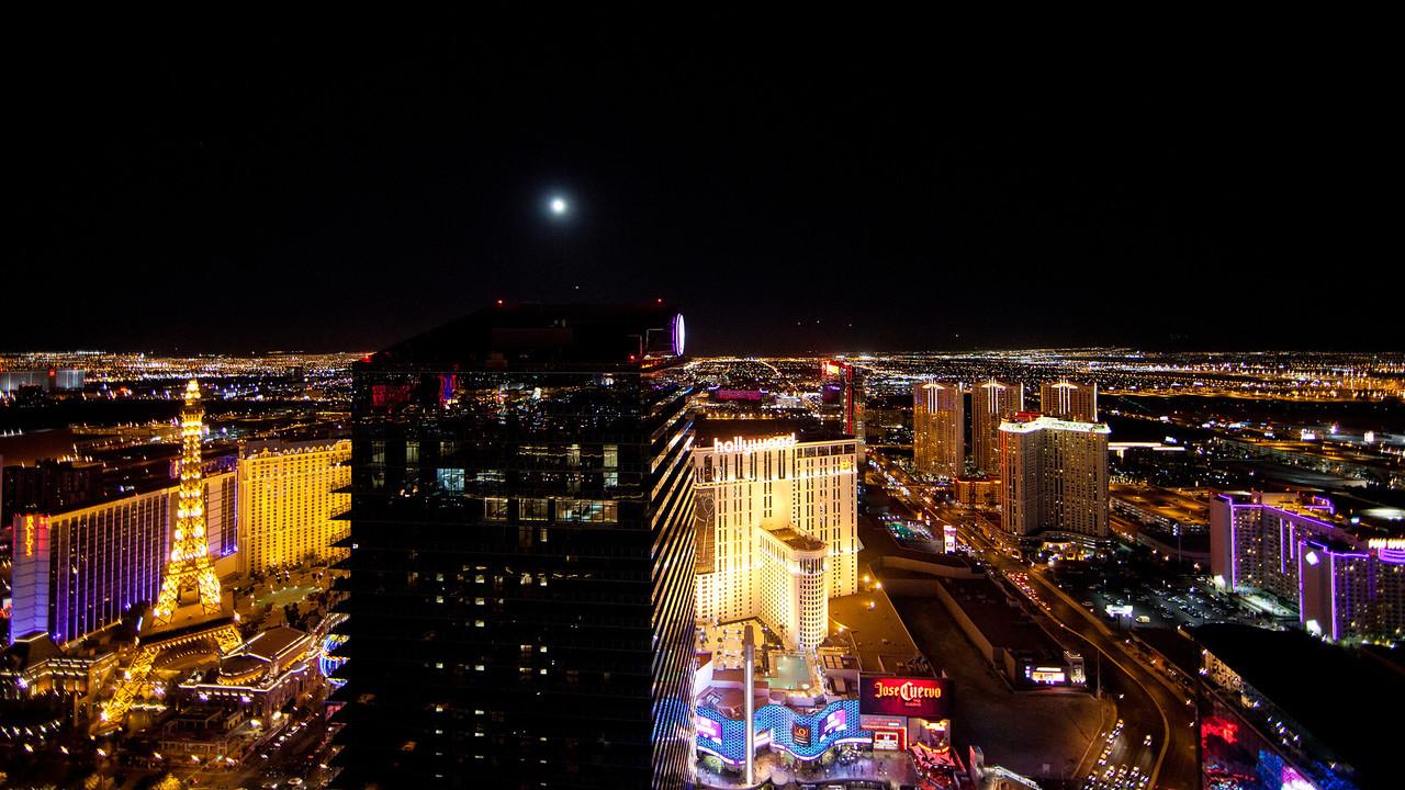 Across a Vegas Sky