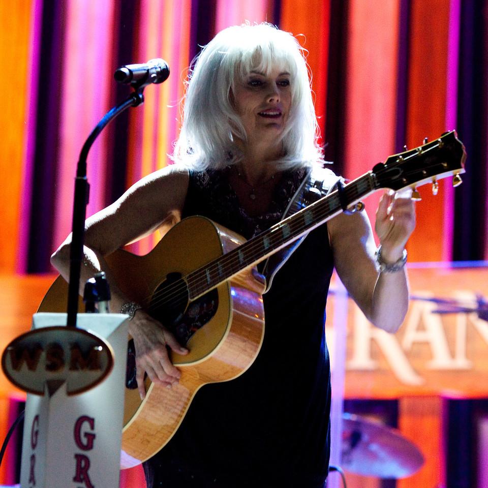Emmylou Harris, Nashville, 2010