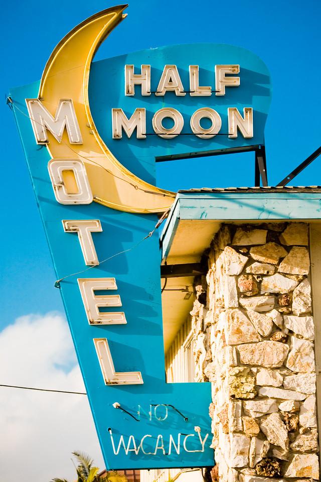 Half Moon Motel, Plate 2
