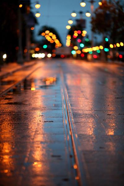 Wet Tracks