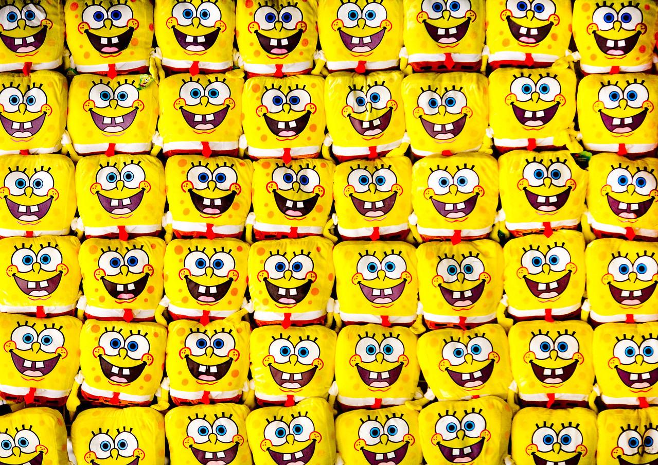 Spongebob Strikes Again, Plate 2