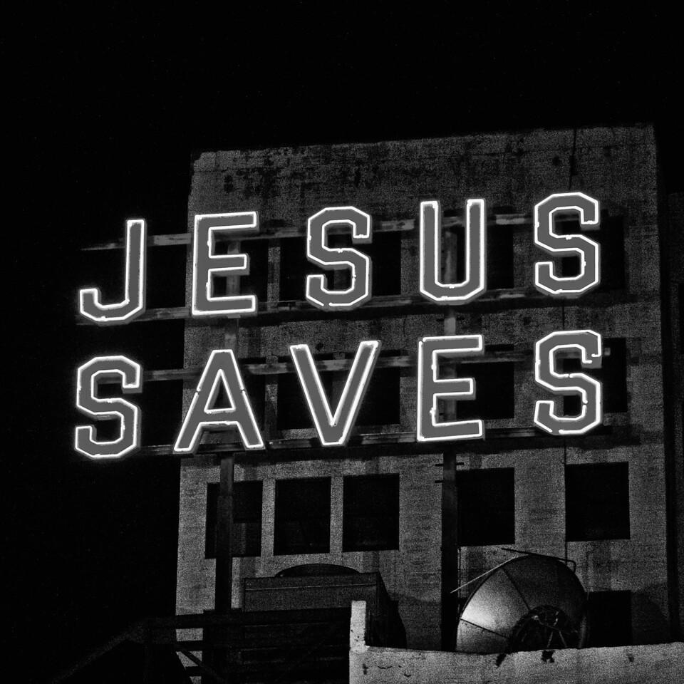 Jesus Saves, Plate 2