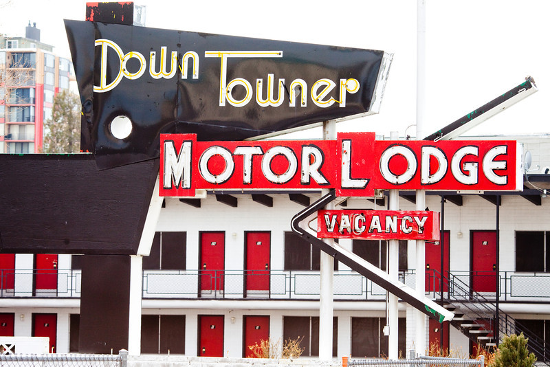 Down Towner Motor Lodge, Plate 2