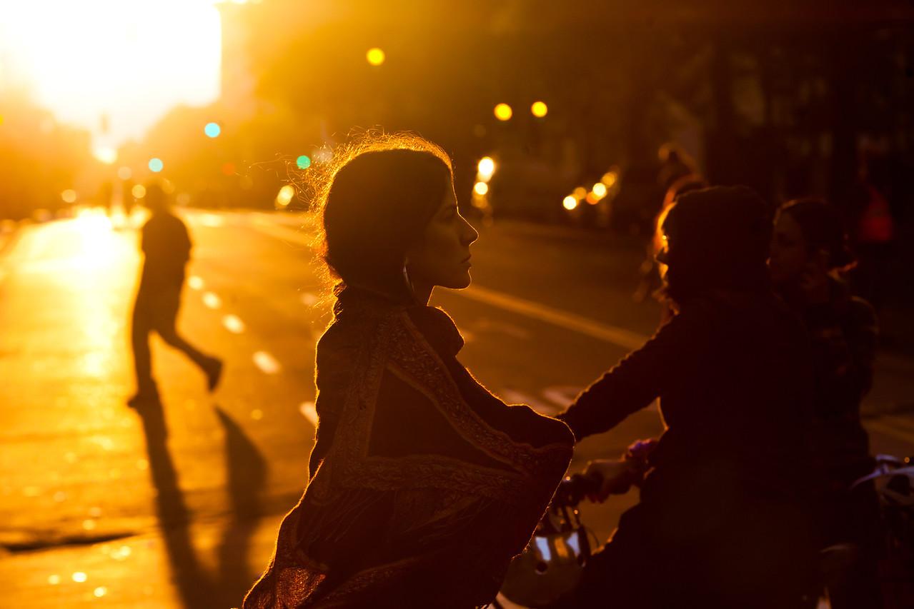 Sun Begins to Set 2, Oakland Riots, 2010
