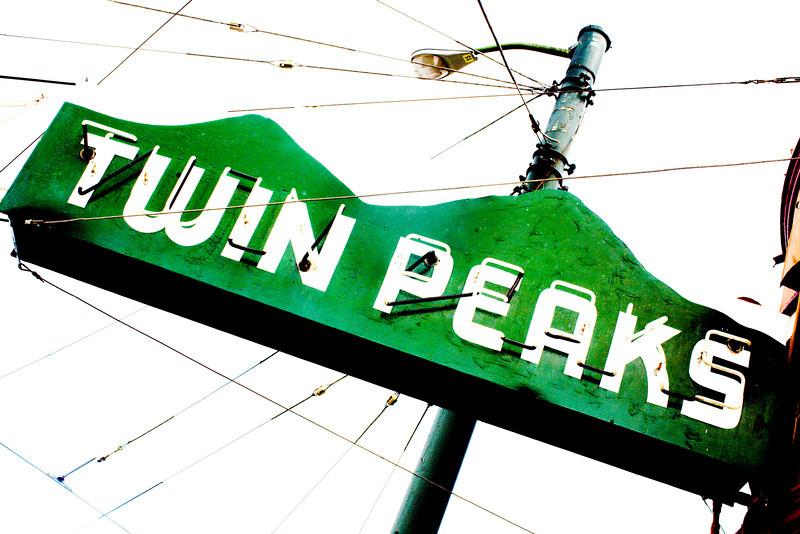 Twin Peaks, Plate 2