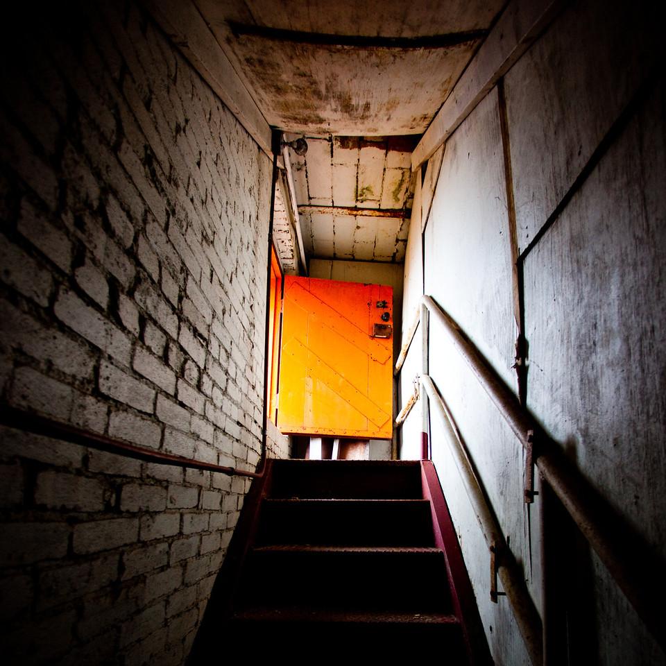 Last Door to Heaven