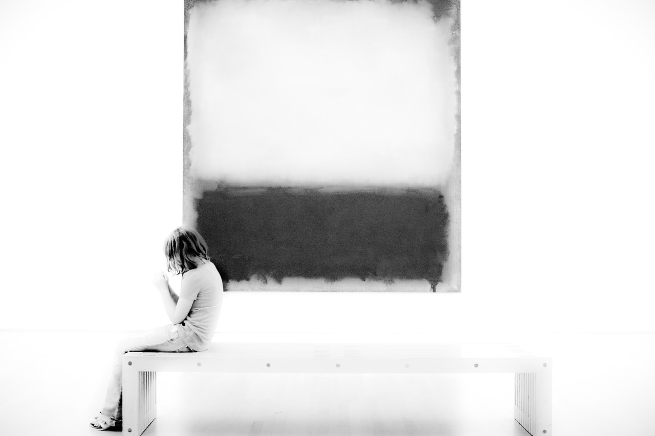 Forgetting Rothko