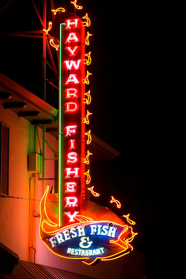 Hayward Fishery