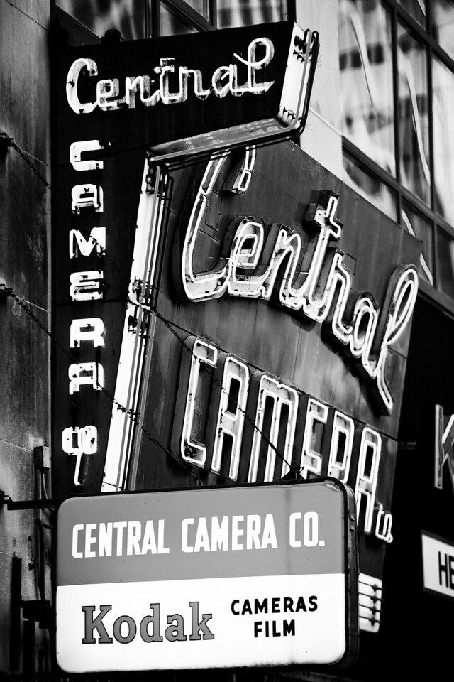 Central Camera Co, Plate 3