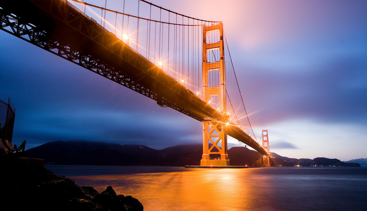 Beauty of the Golden Gate