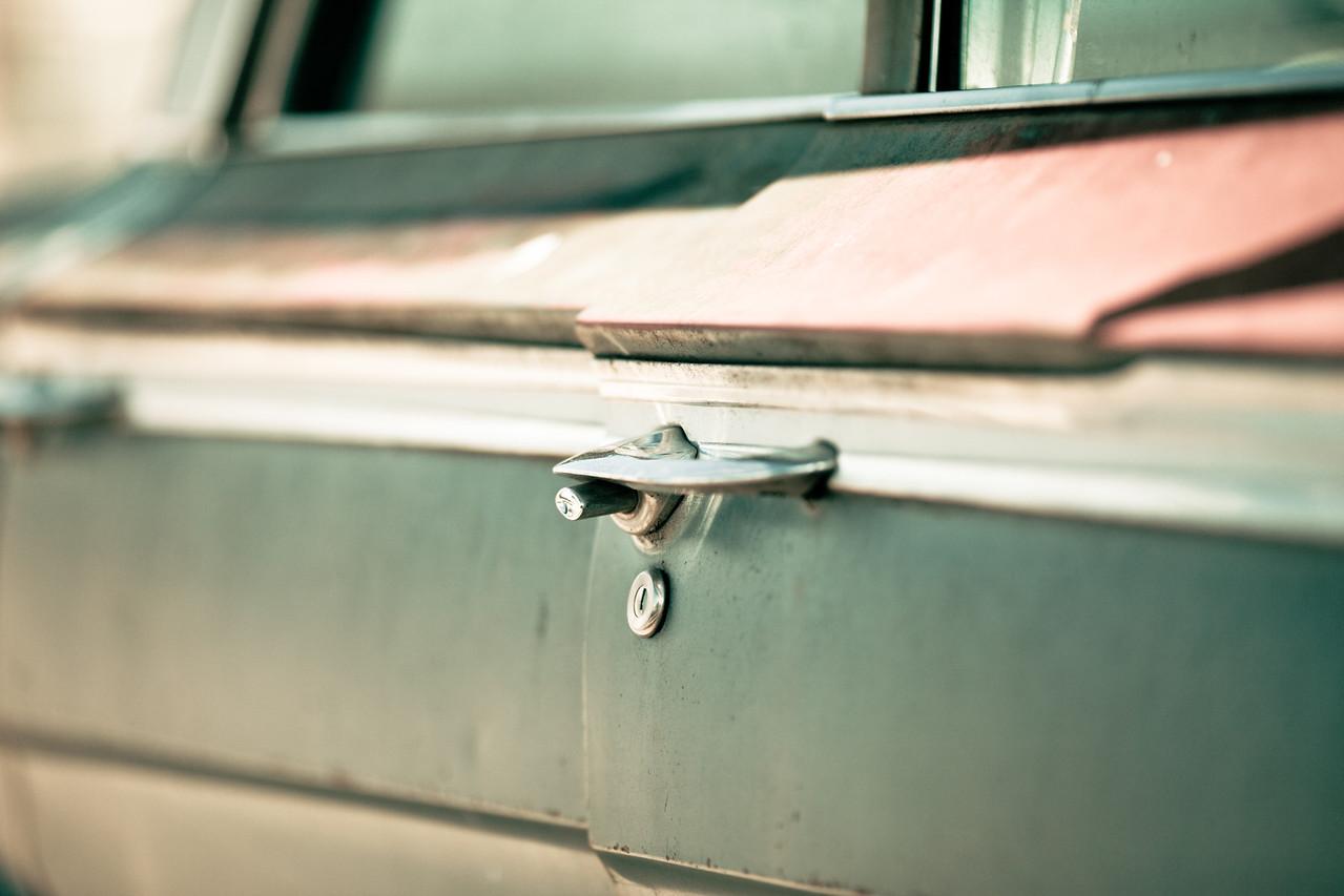Dad's Old Car