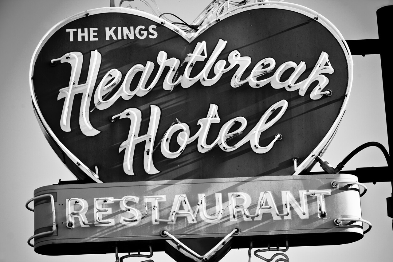 Heartbreak Hotel Restaurant, Plate 3