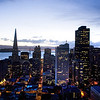 Morning Skies of San Francisco