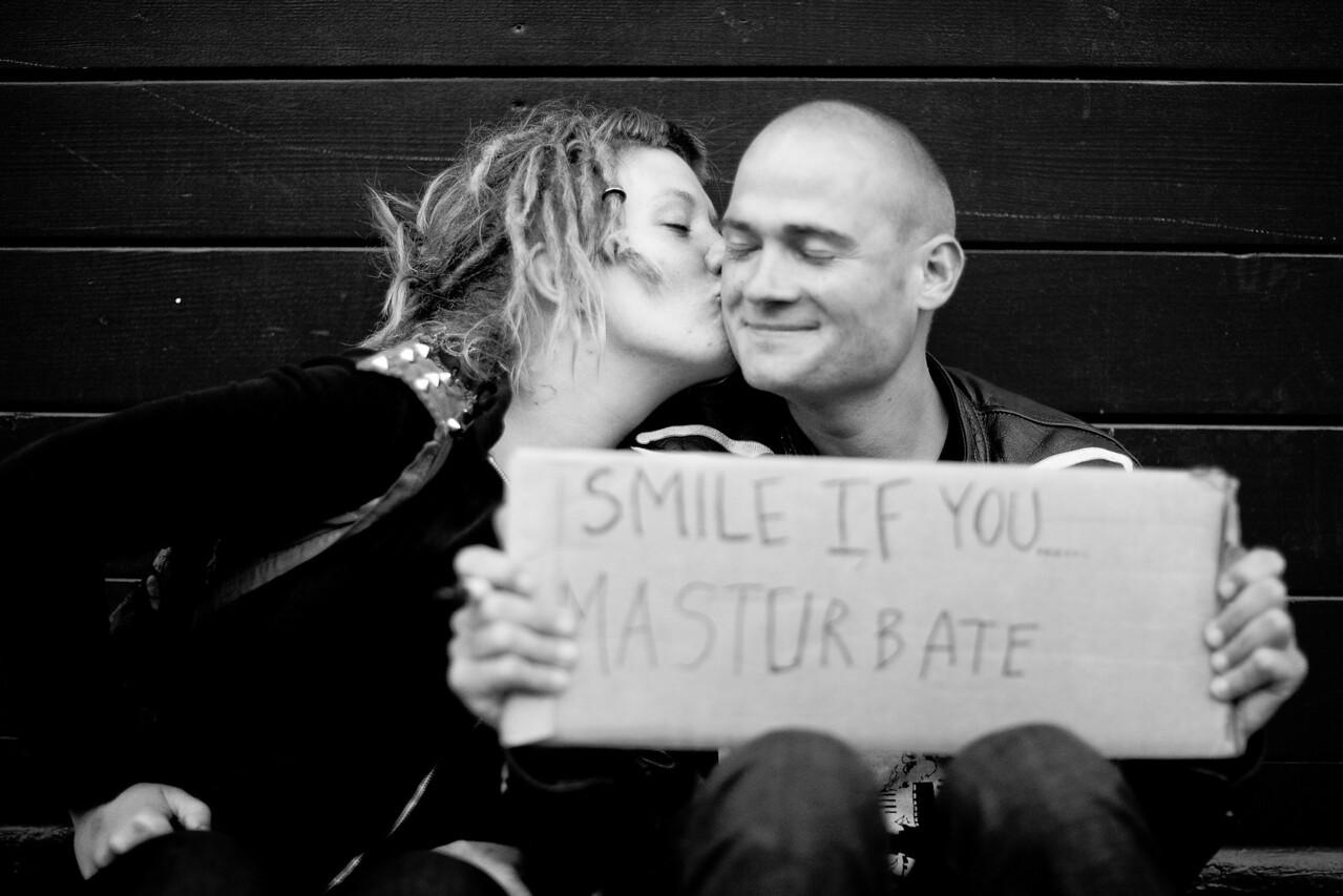 Smile if You Masturbate, Plate 2